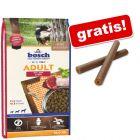 Velika vreča bosch + DogMio zvitki-vampi gratis!