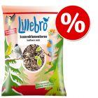 Velké balení Lillebro slunečnicových semínek za skvělou cenu