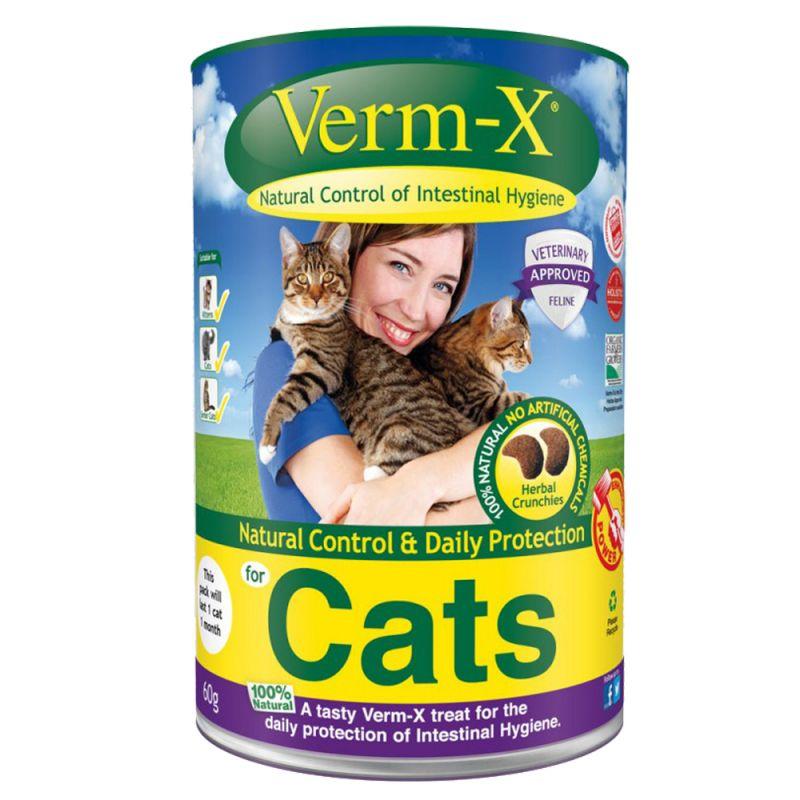 Verm-X Friandises pour chat