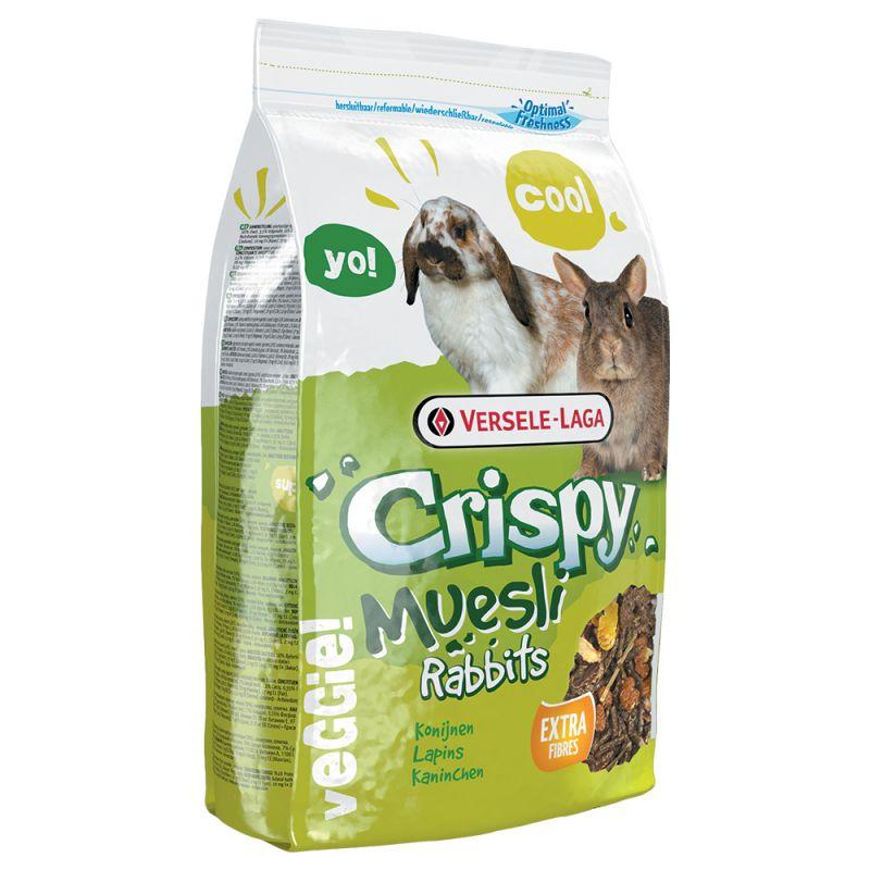 Versele-Laga Crispy Müsli -kaninruoka