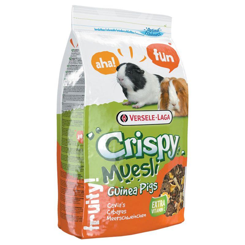Versele-Laga Crispy Muesli – Guinea Pig