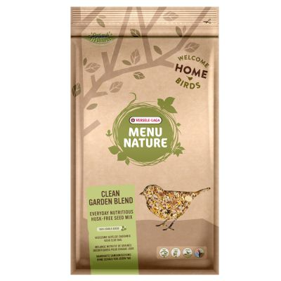 Versele-Laga Menù Nature Clean Garden Blend