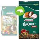 Versele-Laga Nature Original Cavia -marsunruoka 9 kg: 10 % alennuksella!