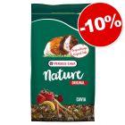 Versele-Laga Nature Original Cavia pour cochon d'Inde : 10 % de remise !