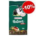 Versele-Laga Nature Original Cuni pour lapin : 10 % de remise !