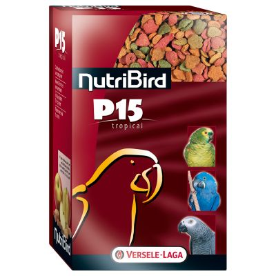 Versele-Laga  Nutribird P15 Tropical papagájeledel