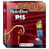 Versele-Laga Nutribird P15 Tropical para papagaios