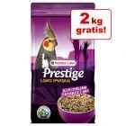 Versele-Laga Prestige + 2 kg gratis!