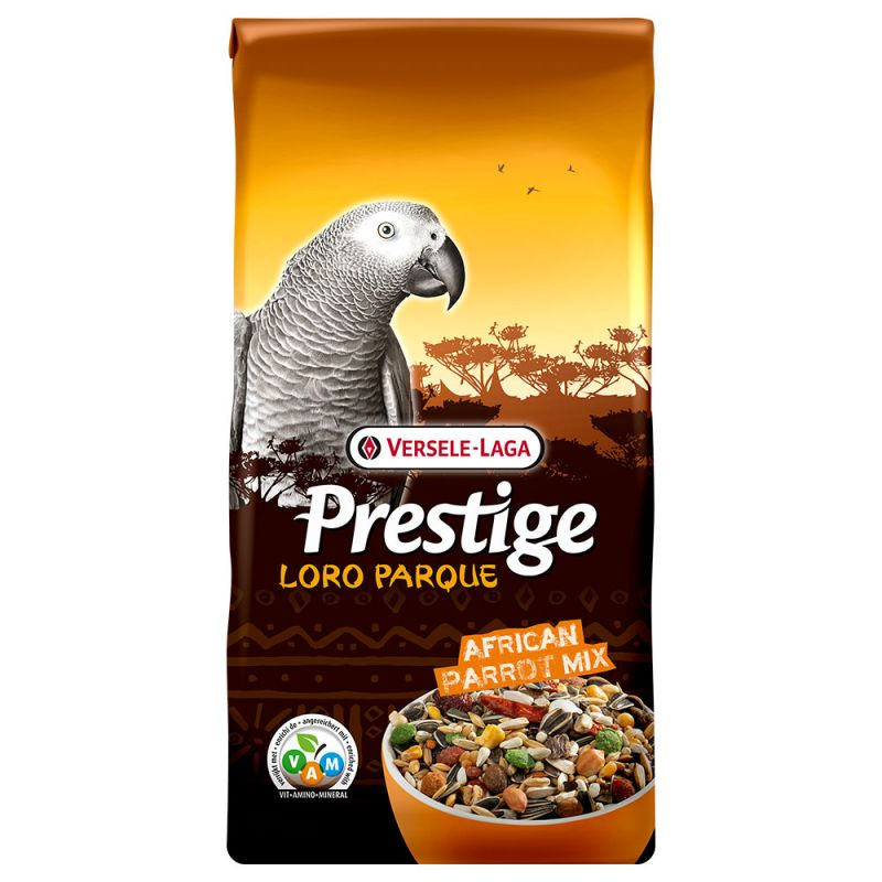 Versele-Laga Prestige Loro Parque per pappagalli africani