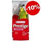 Versele-Laga Prestige pour perroquet : 10% de remise !