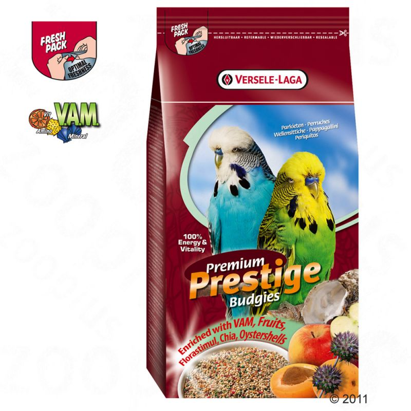 Versele-Laga Prestige Premium Budgies undulatfoder