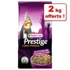 Versele-Laga Prestige Premium 18 kg + 2 kg offerts !