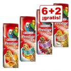 Versele-Laga Prestige Sticks para periquitos 8 uds en oferta: 6+2 gratis