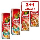 Versele-Laga Prestige Sticks pour grande perruche 3 + 1 sachet offert !