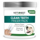 Vet's Best® Clean Teeth Cleaning Pads