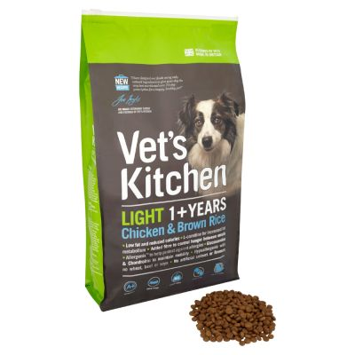 Vet's Kitchen Adult Light Chicken & Brown Rice Dry Dog Food