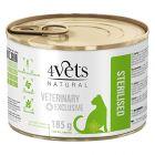 4Vets Natural Sterilised