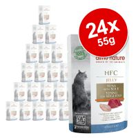 Výhodné balení: Almo Nature HFC Jelly kapsička 24 x 55 g