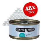 Výhodné balení Cosma Nature 48 x 70 g
