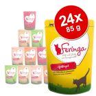 Výhodné balení Feringa Multipack uzavíratelné kapsičky 24 x 85 g
