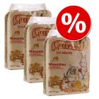 Výhodné balení Greenwoods seno z luk 3 kg