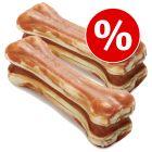 Výhodné balení Lukullus jemné žvýkací kosti 3 x 15 cm