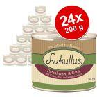 Výhodné balení Lukullus 24 x  200 g