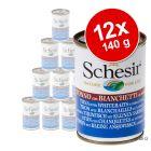 Výhodné balení: Schesir v želé 12 x 140 g