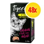 Výhodné balení Tigeria 48 x 85 g