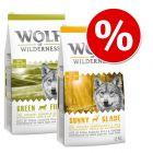 Výhodné balení: 2 x 12 kg Wolf of Wilderness Adult granule MIX