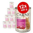 Výhodné balenie Animonda Carny Adult 12 x 400 g