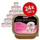 Výhodné balenie Animonda vom Feinsten Light Lunch 24 x 150 g
