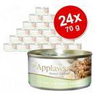 Výhodné balenie Applaws Kitten 24 x 70 g