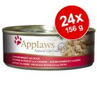Výhodné balenie Applaws 24 x 156 g