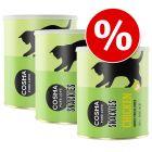 Výhodné balenie Cosma Snackies Maxi Tube - lyofilizované snacky pre mačky