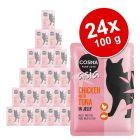 Výhodné balenie Cosma Thai/Asia kapsičky 24 x 100 g