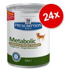 Výhodné balenie Hill's Prescription Diet konzervy pre psy