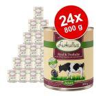 Výhodné balenie Lukullus Adult bez obilnín 24 x 800 g