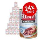 Výhodné balenie RINTI Kennerfleisch 24 x 400 g