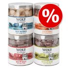 Výhodné balenie Wolf of Wilderness - mrazom sušené prémiové maškrty