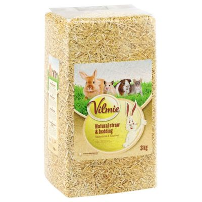 Vilmie Natural Straw