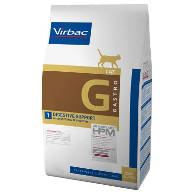 Virbac G1 Veterinary HPM Digestive Support para gatos