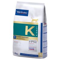 Virbac Kidney Support K1 Veterinary HPM para gatos
