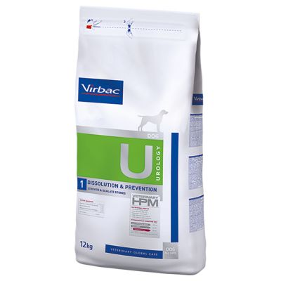 Virbac U1 Veterinary HPM Urology Dissolution & Prevention