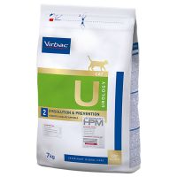 Virbac U2 Veterinary HPM Urology Dissolution & Prevention para gatos