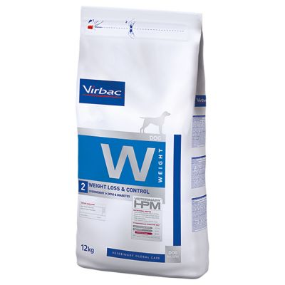 Virbac Vet HPM Dog Weight Loss & Control W2 Hondenvoer