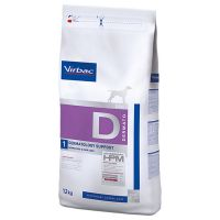 Virbac Veterinary HPM Dermatology Support D1 pour chien