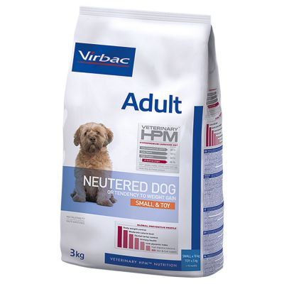 Virbac Veterinary HPM Dog Adult Neutered Small & Toy