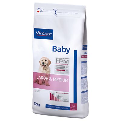 Virbac Veterinary HPM Dog Baby Large & Medium Hondenvoer