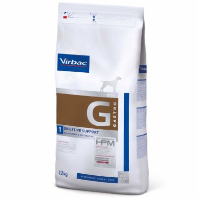 Virbac Veterinary HPM Dog Gastro Digestive Support G1